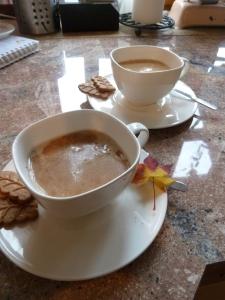Mein absolutes Lieblingsheißgetränk! Chai Tea Latte.